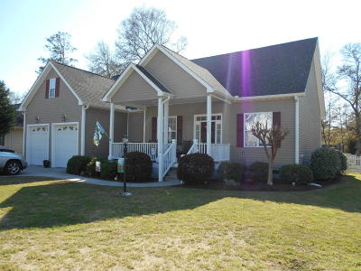 Supply Single Family Home For Sale: 2675 Bellamy Drive SW