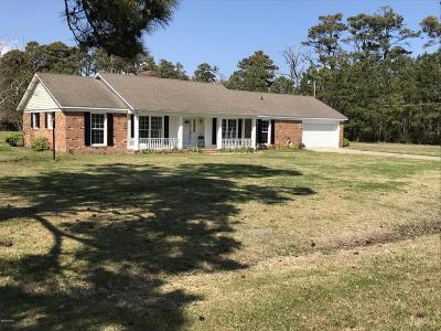Marshallberg Single Family Home For Sale: 139 Goose Pond Road