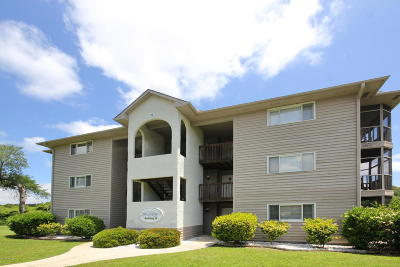 Sunset Beach Condo/Townhouse For Sale: 813 Colony Place #B