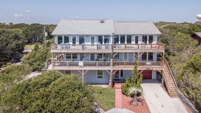 Emerald Isle Condo/Townhouse For Sale: 100 Sea Gull Road W #W