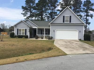 Richlands Single Family Home For Sale: 203 Suzie Court