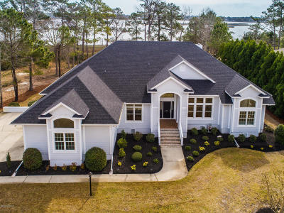 Supply Single Family Home For Sale: 140 Genoes Point Road SW
