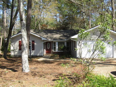 Carolina Shores Single Family Home For Sale: 7 Swamp Fox Drive