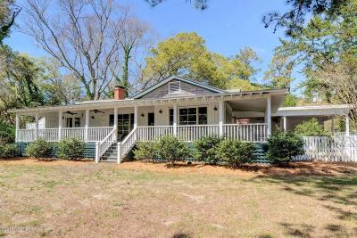 Wilmington Single Family Home For Sale: 174 Sound View Drive