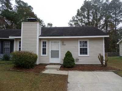 Jacksonville Rental For Rent: 424 Cedar Creek Drive