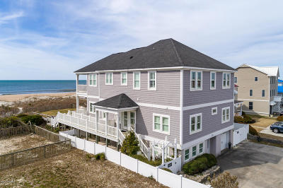 Atlantic Beach Single Family Home For Sale: 210 Club Colony Drive