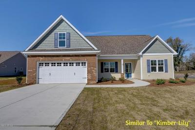 Rocky Point Single Family Home For Sale: Lot 7 Chimney Landing Drive