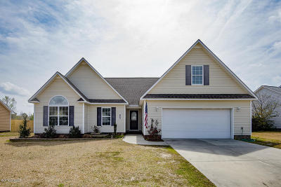 Havelock Single Family Home For Sale: 221 Macdonald Boulevard
