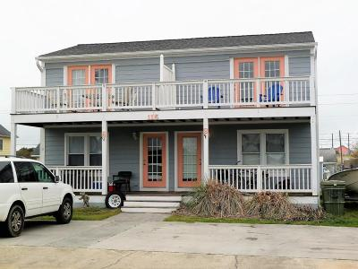 Atlantic Beach Condo/Townhouse For Sale: 115 Center Drive