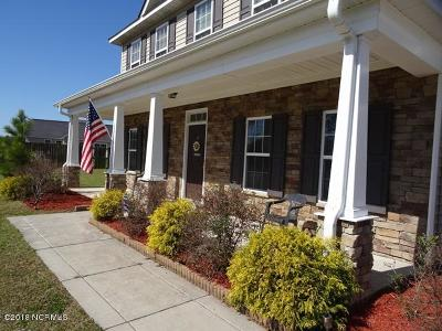 Onslow County Single Family Home For Sale: 310 Sonoma Road