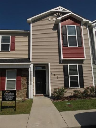 Jacksonville Rental For Rent: 427 Caldwell Loop