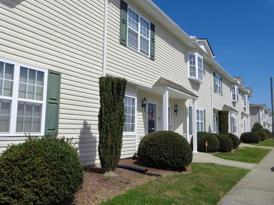 Winterville Condo/Townhouse For Sale: 2380 Vineyard Drive #J4