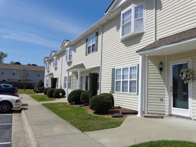 Winterville Condo/Townhouse For Sale: 2380 Vineyard Drive #J7