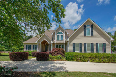 Shallotte Single Family Home For Sale: 419 Lightwood Lane