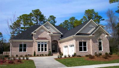 Wilmington Single Family Home For Sale: 1336 S Moorings Drive
