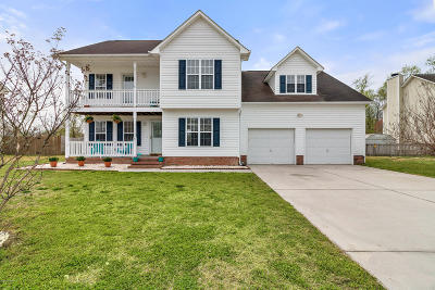Onslow County Single Family Home For Sale: 199 Bridlewood Drive