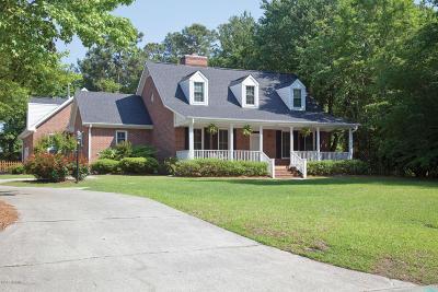 Wilmington Single Family Home For Sale: 125 King Arthur Drive
