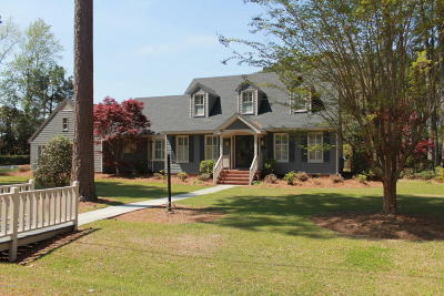 Whiteville Single Family Home For Sale: 1401 James Street