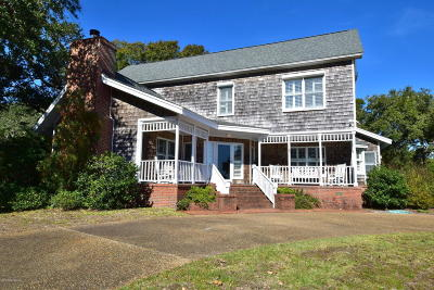 Beaufort Single Family Home For Sale: 2211 Front Street