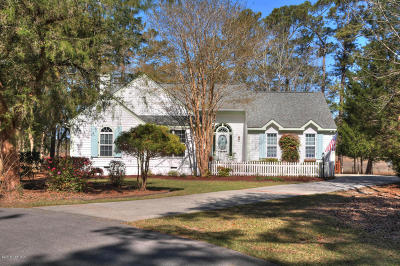 Bolivia Single Family Home Active Contingent: 3187 Mullet Creek Place SE