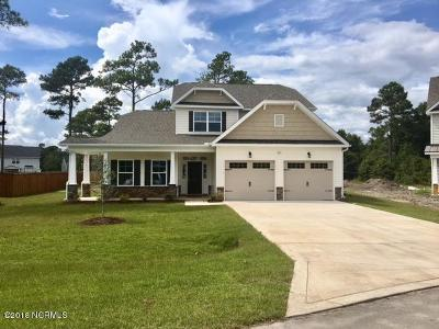 Sneads Ferry Single Family Home For Sale: 635 Prospect Way #Lot 67