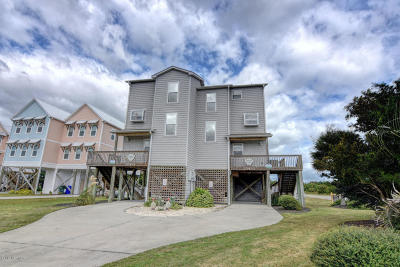North Topsail Beach, Surf City, Topsail Beach Condo/Townhouse For Sale: 204 Gy Sgt Dw Boatman Drive #1,  2