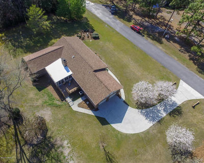 Newport Single Family Home For Sale: 127 Pond Drive