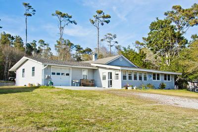 Swansboro Single Family Home For Sale: 160 Meadows Lane