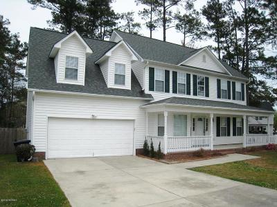 Onslow County Single Family Home For Sale: 1113 Huff Drive