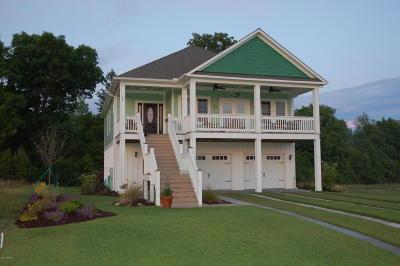 Holly Ridge Single Family Home For Sale: 609 Moss Lake Lane