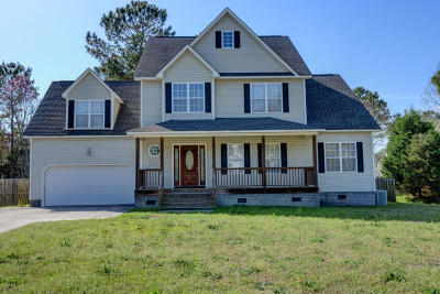 Sneads Ferry Single Family Home For Sale: 302 Osprey Point Drive