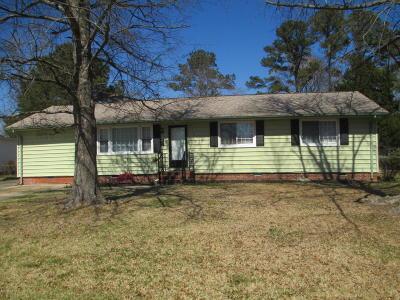 Jacksonville Rental For Rent: 714 Christine Avenue