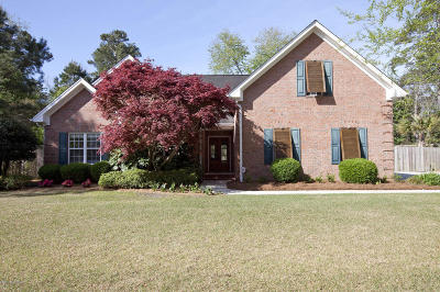 Wilmington Single Family Home For Sale: 6208 Twin Magnolias Lane