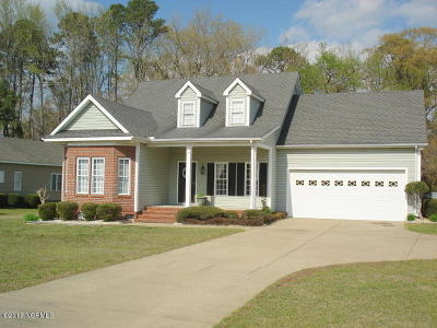 Battleboro Single Family Home For Sale: 4807 Shepherds Way Drive
