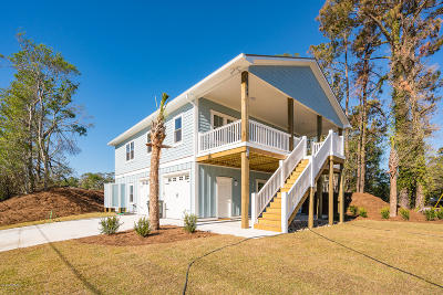 Emerald Isle Single Family Home For Sale: 301 Old Ferry Road
