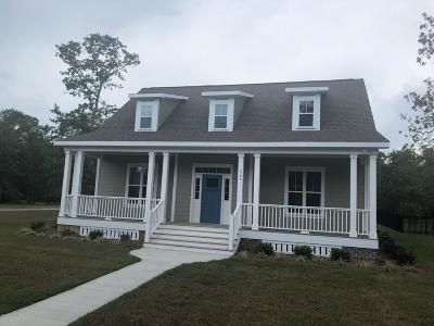Swansboro Single Family Home For Sale: 412 Harbor View Road