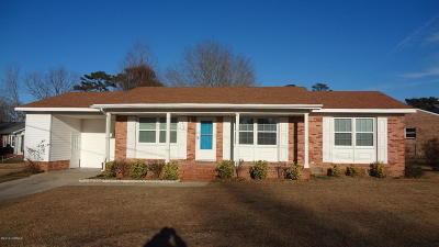 Jacksonville Rental For Rent: 1004 Oak Drive