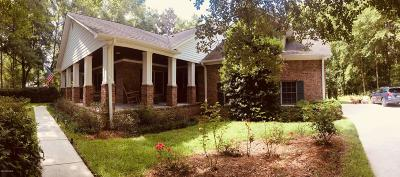 Wilmington Single Family Home For Sale: 5208 Woodscape Drive