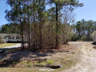 Swansboro Residential Lots & Land For Sale: 309 Five Aprils Drive