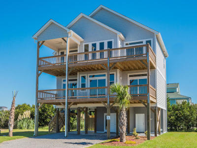 Surf City Single Family Home For Sale: 313 Oceanaire Lane