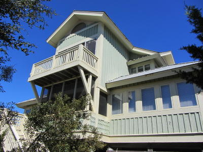 Bald Head Island Single Family Home For Sale: 16 Laughing Gull Trail