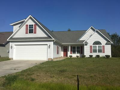 New Bern Single Family Home For Sale: 424 Satterfield Dr.