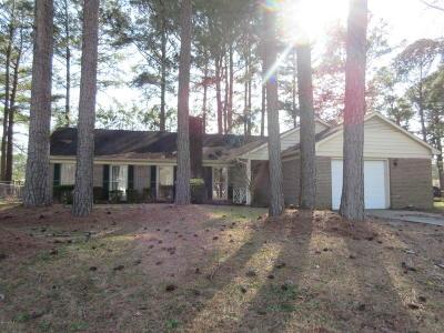 Jacksonville Rental For Rent: 117 Valencia Drive
