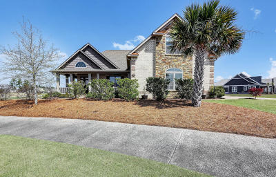 Leland Single Family Home For Sale: 2246 Compass Pointe North Wynd NE