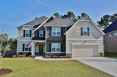 Jacksonville Single Family Home For Sale: 107 Stone Gate