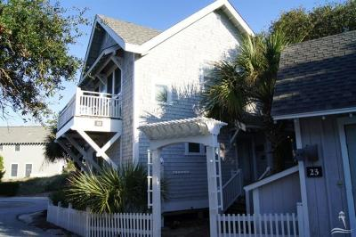 Bald Head Island Single Family Home For Sale: 23 Isle Of Skye Crescent