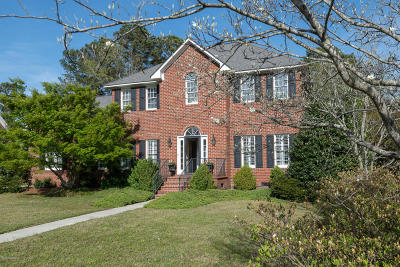 Greenville Single Family Home For Sale: 903 Compton Road