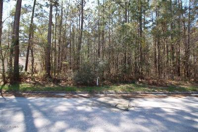 Jacksonville Residential Lots & Land For Sale: 629 Walnut Drive