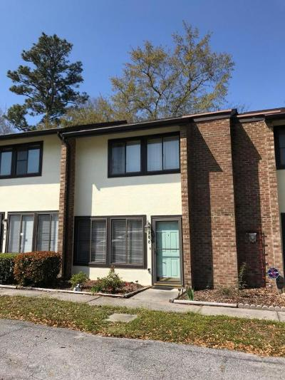 Morehead City Condo/Townhouse For Sale: 113 Bonner Avenue #108