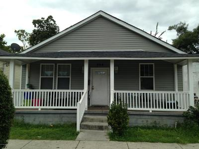 Wilmington Single Family Home For Sale: 204 S 11th Street
